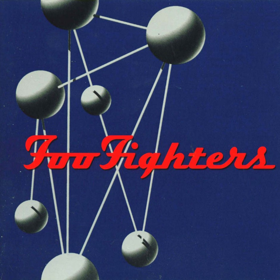 Cd The colour and the Shape do Foo Fighters